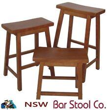 Unbranded Modern Timber Bar Stools