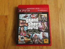 Grand Theft Auto: Episodes From Liberty City PS3  2 Complete Games Greatest Hits