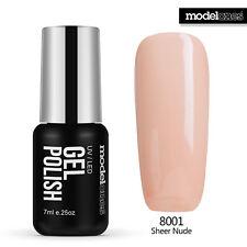 Modelones 60 Color Nail Art Gel UV Led Soak Off Diy Gel Nail Polish Long Lasting