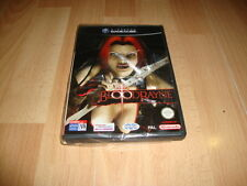 Pal version Nintendo GameCube Bloodrayne