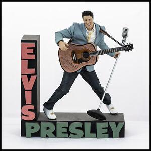 Elvis Presley 2 McFarlane Toys 50th Anniversary Action Figure 2004 – No Box