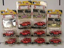 Hummer H2 NBA Die Cast Lot of 10 Cars David Ortiz Car Card Rookie 012220AMT3