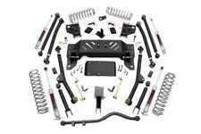 "4"" Long Arm Suspension Lift Kit for Jeep Grand Cherokee ZJ 93-98 Rough Country"