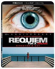 Requiem For A Dream * 4K * excellent condition * Includes blu-ray and digital