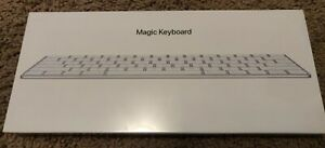 Apple Magic Keyboard 2 MLA22LL/A Sliver Rechargeable