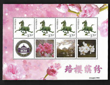China 2013-31 Wuhan University Special S/S Horse 武漢大學  馬