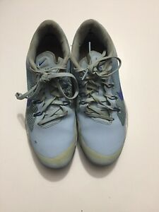 Women's Nike Air Zoom Ultra Preowned Tennis Shoe Size 8 Ice Blue