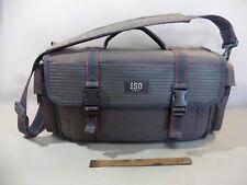 SAC PHOTOGRAPHE ISO PHOTO en très bon état gris en toile canevas