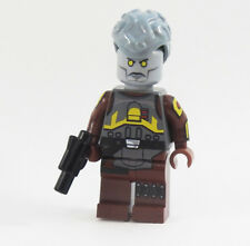 Custom -- Sergeant Bric -- star wars minifigures clone trooper on lego bricks