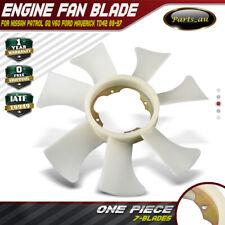 Cooling Fan Blade for Nissan Patrol GQ Y60 Ford Maverick TD42 Diesel 4.2L 88-97