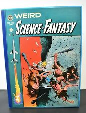 EC Library Complete Weird Science Fantasy 2 Volume Set  With Slipcase 1982