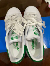 Adidas Originals Stan Smith Mens Tennis Shoe White Green M20324 NEW FX5502