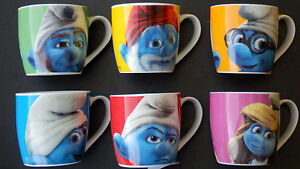 Hammergeile Schlümpfe Schlumpf Motiv Tassen Mug Kaffetassen Tasse