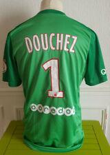Maillot du PSG preparé /player stock Nicolas Douchez 2013 2014