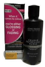 John Frieda Colour Refreshing Gloss Weekly Salon Treatment For Warm Blondes 6oz