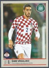 Panini Fifa World CUP-2018 Road To Russia- #021-CROATIA-SIME Vrsaljko