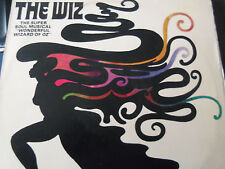 "The Wiz (The Super Soul Musical ""Wonderful Wizard Of Oz"") Atlantic LP# SD 18137"