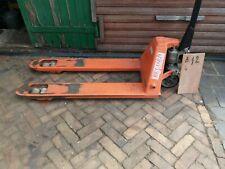 More details for record pallet trucks 2500 kgs