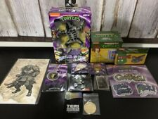 Lootcrate Exclusive TMNT (Shellshock) NECA Figure + Extra Items