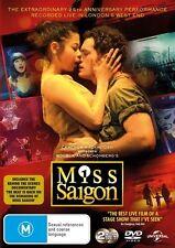 Miss Saigon - Live (DVD, 2016, 2-Disc Set) (Region 4) Aussie Release