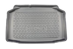Premium Kofferraum Wanne für Audi A1 Sportback GB Hatchback 2018- Boden tief