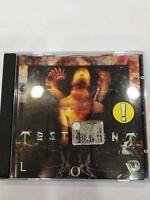 Testament - Low, CD D'Occasion, Thrash Metal, Bon État