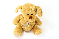 """Puppy Dog Soft Plush Toy by Paws - 9"""" - Fantastic Quality - Free UK P&P"""