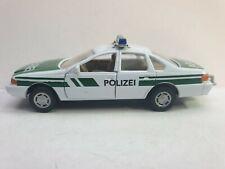 Cararama Cevrolet Caprice German POLIZEI Police diecast 1:43 good used condition