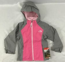 The North Face Girl's Osolita Triclimate Jacket NWT Cha Cha Pink Size XS