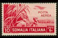 Somalia 1936 Sass. A26 Nuovo ** 100% soggetti africani