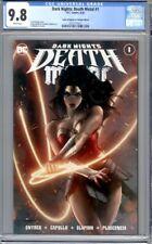 Dark Nights: Death Metal #1 JeeHyung Lee Variant Wonder Woman 1st Print CGC 9.8
