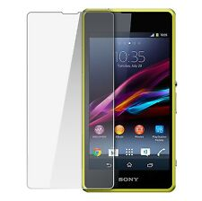 Premium TEMPERED GLASS SCREEN PROTECTOR ANTI SCRATCH For Sony Xperia Z1 Compact
