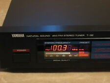 Yamaha T-32 AM-FM Stereo Tuner , working