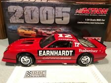 Action 1987 Dale Earnhardt #12 Budweiser IROC 1/24 1 of 4644