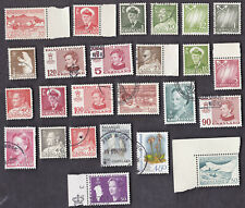 25 ALL DIFFERENT GREENLAND  STAMPS