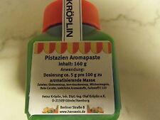 Pistazie Aromapaste hochkonzentriert zum aromatisieren von Lebensmittel, Kaffee