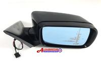BMW 3er E46 Touring Specchietto Dx 5 Perno 30984 0117351 Nero Metallizzato