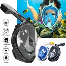 Full Face Diving Seaview Snorkel Snorkeling Mask Swimming Goggles for GoPro AU
