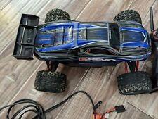 Traxxas Mini E Revo Vxl 1/16 Rtr with spares