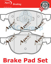 Apec Front Brake Pads Set OE Quality Replacement PAD1415