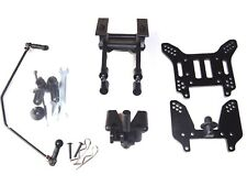 ELECTRIC 1/8 RC BUGGY HPI TROPHY FLUX REAR WING MOUNT WITH SHOCK TOWER NEW