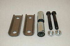 SHACKLE KIT, LEFT OR RIGHT; 1955-1975 JEEP CJ3B, CJ5, CJ6