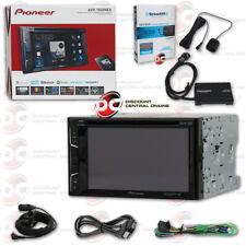PIONEER AVH-1500NEX CAR 2DIN 6.2 LCD DVD BLUETOOTH STEREO PLUS SIRIUS XM TUNER