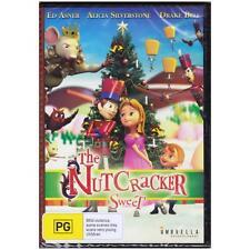DVD NUTCRACKER SWEET, THE Animation Christmas Magic OPEN/ALL REGION NTSC [BNS]