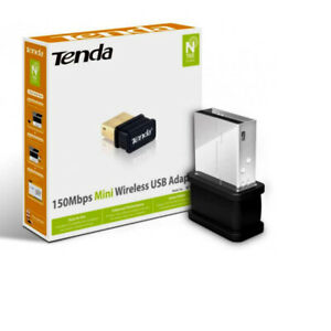 Tenda W311MI USB Adapter 150Mbps Wireless Network Interface Card WiFi Dongle