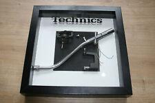 Upcycling Technics SL-1210 MK2 Tonarm 3D Explosion Box - Rare & Hand Craftet