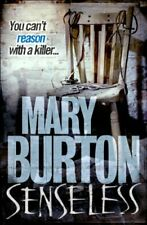 Senseless by Burton, Mary 0141048832 FREE Shipping