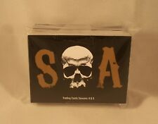 SONS OF ANARCHY Seasons 4 & 5  Trading Card Complete Base Set   SoA