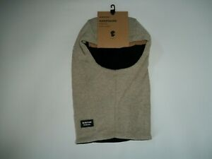 BURTON Snowboards HAMPSHIRE Fleece Lined Face Layer Mask HOOD Mens One Size  NEW