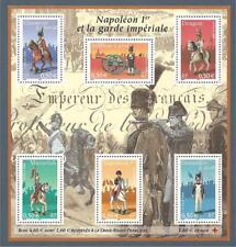 BLOC FEUILLET N°72 - Napoléon 1er et la Garde